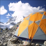 Mountain Hardware Tent