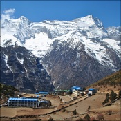 Laboratory in Namche