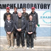 The Namche Lab team