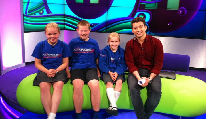 YES on CBBC Newsround