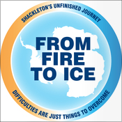 Fire to ice logo
