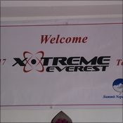 The Summit Hotel welcome the Xtreme Everest group