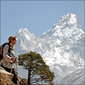 Andre and Ama Dablam