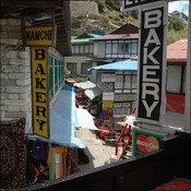 Our Bakery at Namche